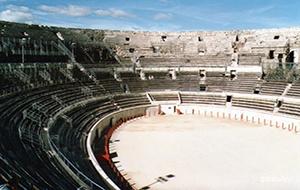 Terug in de tijd in Nîmes