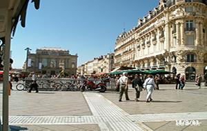 Authentiek & gezellig: Montpellier