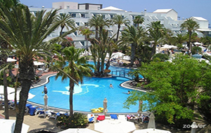 2. Kinderdisco bij Hotel Seaside los Jameos Playa