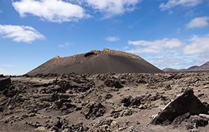 Naar het hart van Volcàn del Cuervo