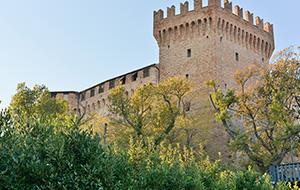 Romantisch Castello di Gradara