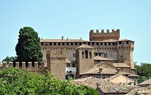 Pesaro, een heerlijke badplaats