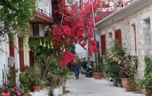 1. Rondstruinen in de gezellige stad Lefkada