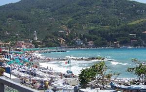 Camping Acqua Dolce is ideaal gelegen in Ligurië