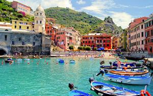 De mooiste dorpen van Cinque Terre