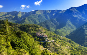 Wandelen in de Ligurische Alpen