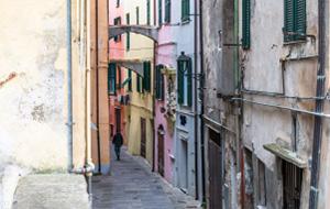 Authentiek Ventimiglia