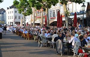 Gezellige provinciehoofdstad: Maastricht