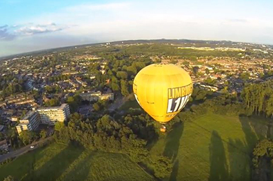 Video over Limburg