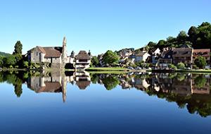3.Middeleeuws Beaulieu sur Dordogne