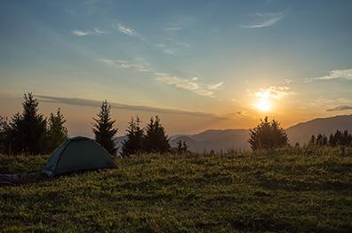 5x rustgevende campings