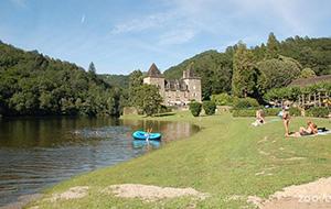 5.Water plezier op Camping Château le Gibanel