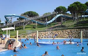 Plezier voor iedereen bij waterpark Lloret de Mar