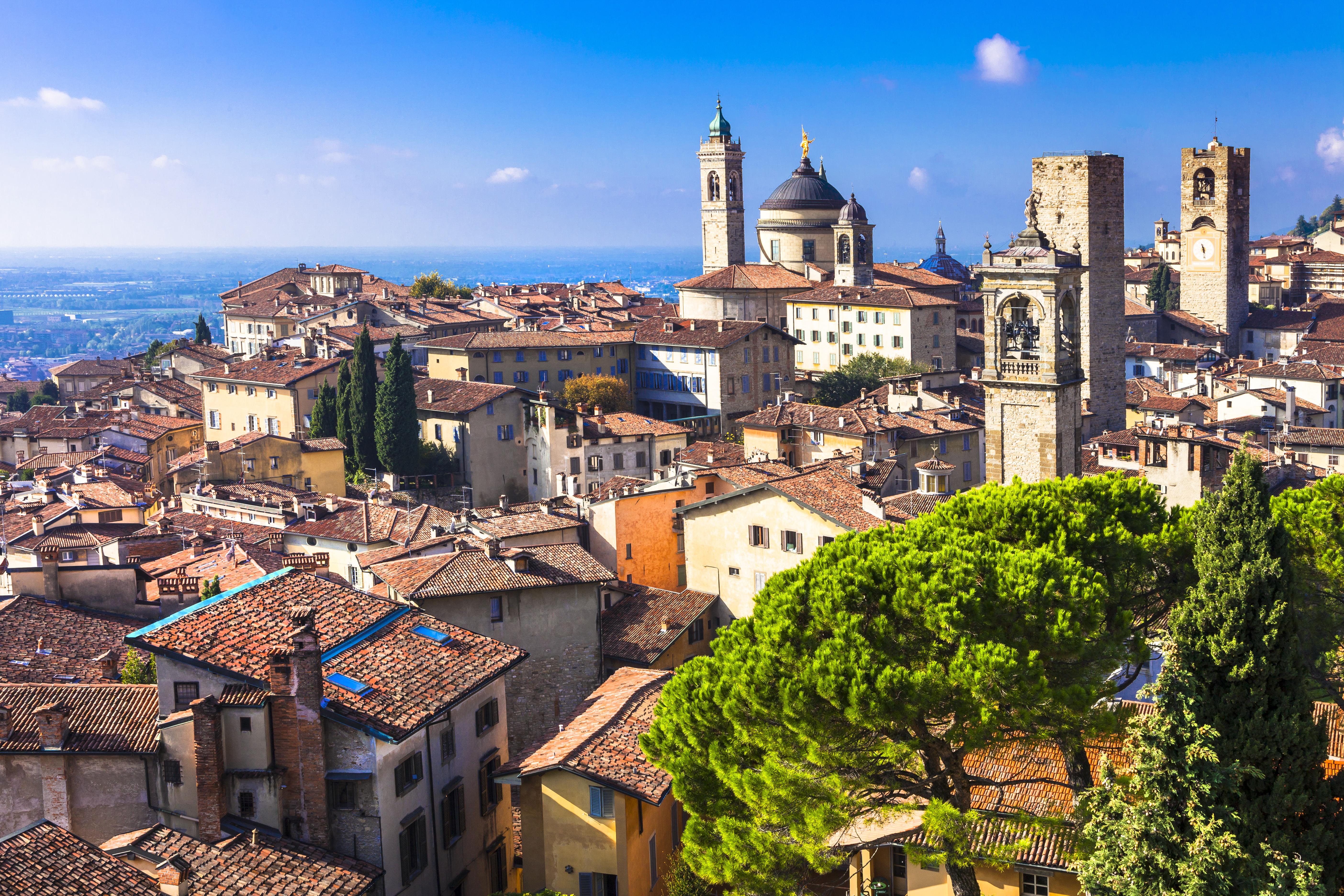 Ontdek het prachtige Bergamo