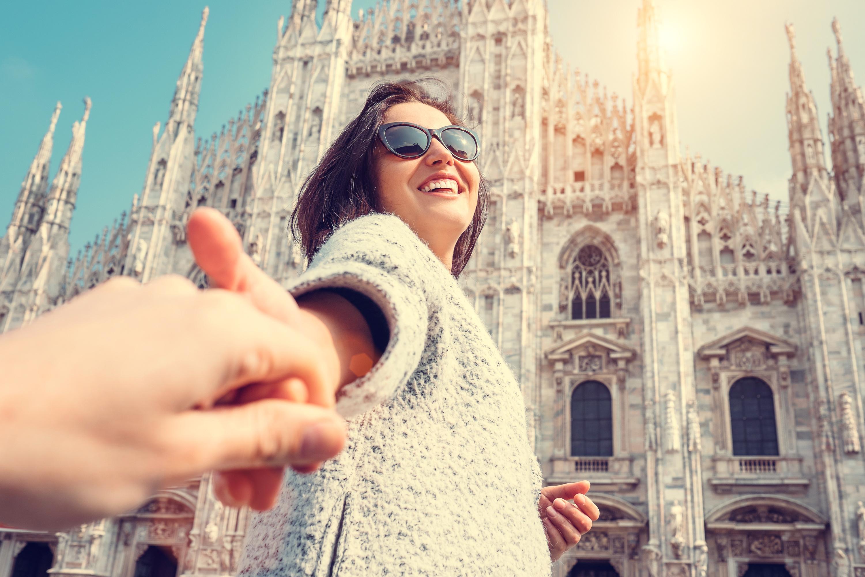 Bezoek de Dom van Milaan