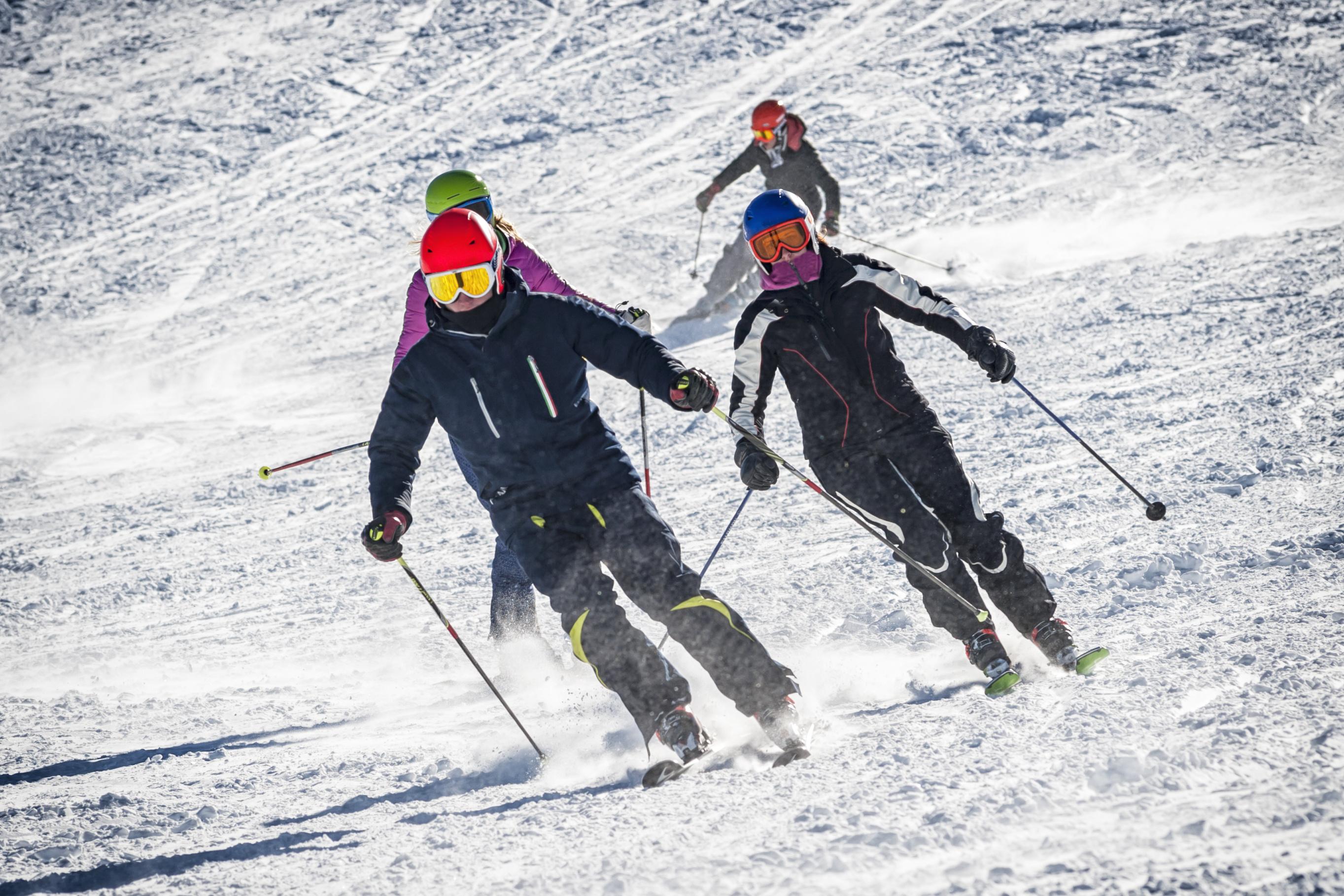 Wintersport & luxe winkels in Livigno