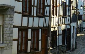 Middeleeuwse sfeer in  Stavelot