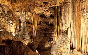 De grotten van Remouchamps