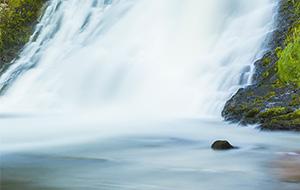 Watervallen van Coo en Kabouter Plop
