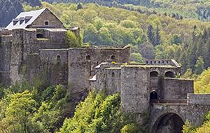 Reis terug naar de middeleeuwen: Kasteel van Bouillon