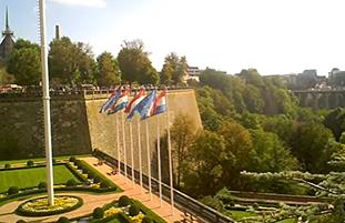 Video over Luxemburg