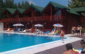 Hotel Mizo ligt aan het meer