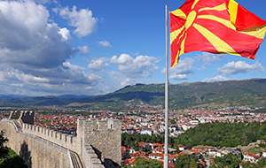 Het eeuwenoude Ohrid