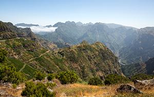 5. Het groene bergdorpje Serra de Agua