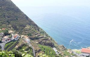 4. Prachtige uitzichten op zee in rustig Caniço
