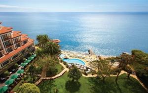1. Vijfsterren genieten in Hotel Cliff Bay