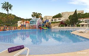 Levendig vakantiepark: Fergus Club Europa