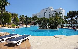 4.Goed eten bij hotel Marins Playa