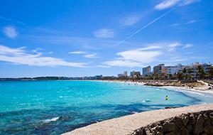 Ideale vakantiesfeer in Cala Millor