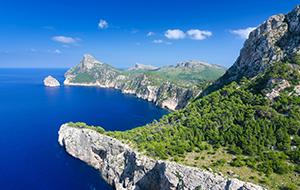 Verken het schiereiland Formentor