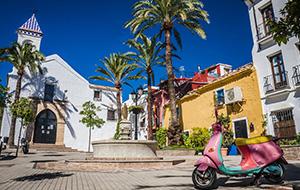Verken het Marbella van vroeger