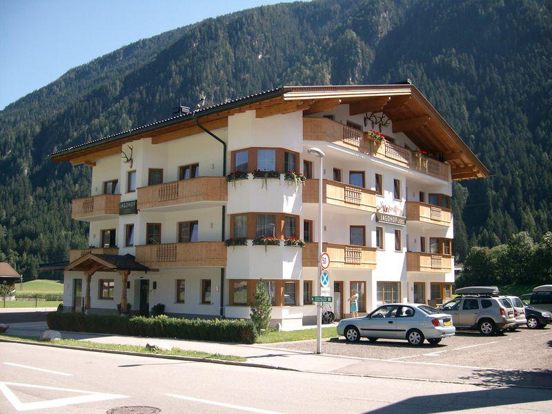 1. De perfecte basis: Appartement Jagdhof