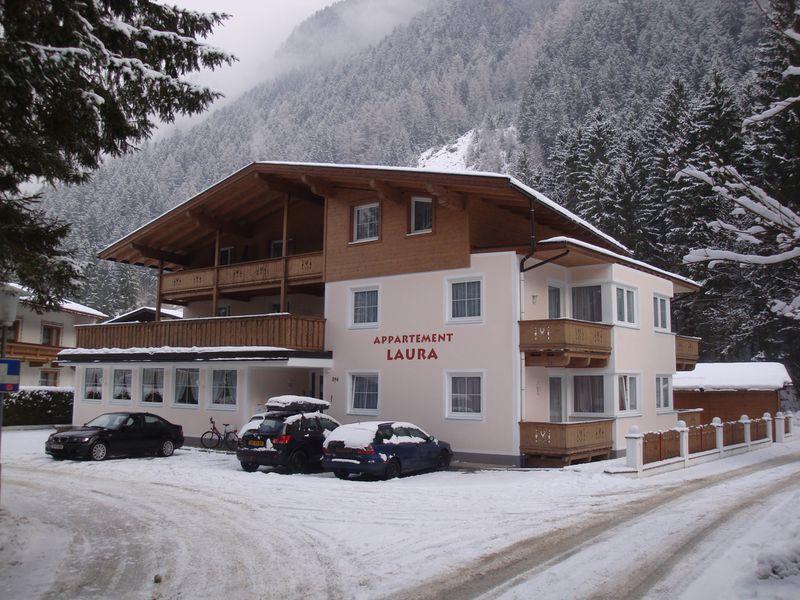2. Centraal, maar rustig gelegen: Appartement Laura