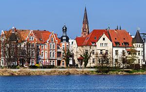 Stad van de zeven meren: Schwerin