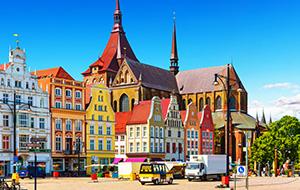 Charmant en historisch Rostock