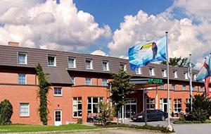 Midden in Mecklenburg: hotel Van der Valk Spornitz