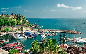 Uitgaan in Antalya