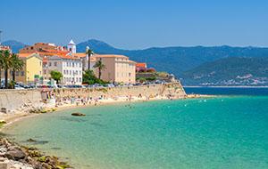 Schilderachtig Corsica