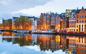 Dagje uit naar Amsterdam