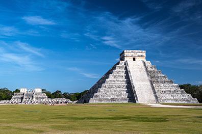 De mooiste Maya-steden