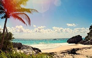 1. Een waar vakantieparadijs