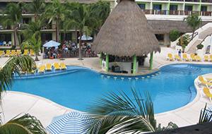 5. Knusse uitstraling bij Hotel The Reef Coco Beach