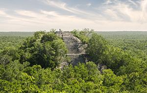 5. Calakmul: uitgeroepen tot Wereldcultuurerfgoed