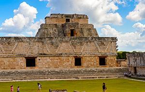4. Uxmal : misschien wel de mooiste Maya-stad