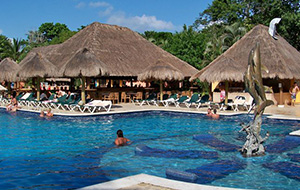 3. Populaire kidsclub bij Hotel RIU Lupita