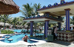 3. Pure verwennerij in Hotel RIU Yucatan